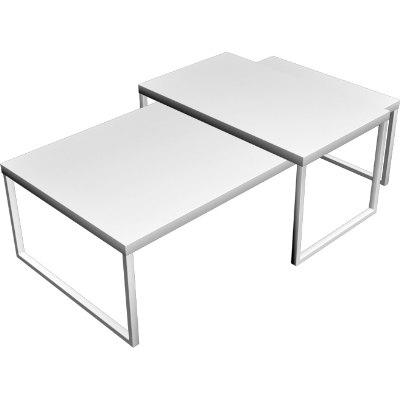 contemporary tables 3d obj