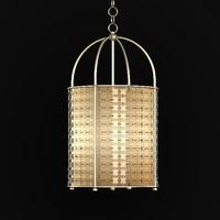 baker lantern pendant lamp chandelier ph201