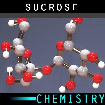 max molecule sucrose