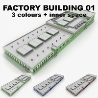 Factory building 01