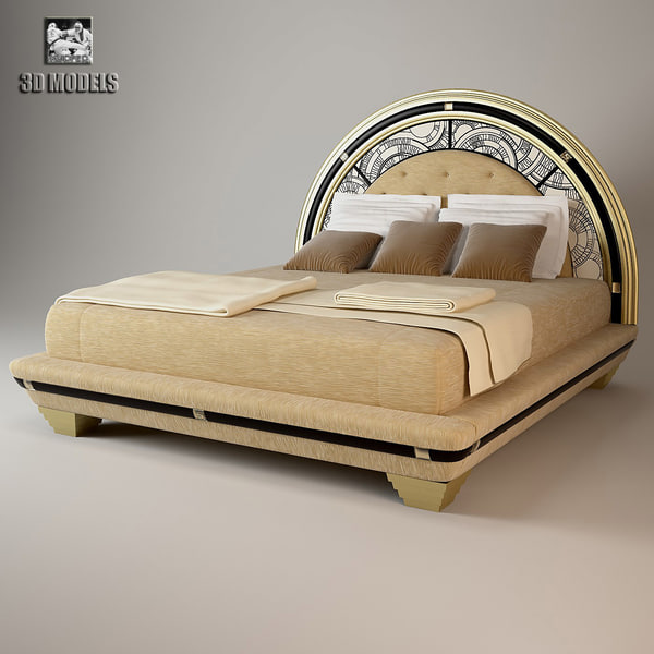 max bed florence collections