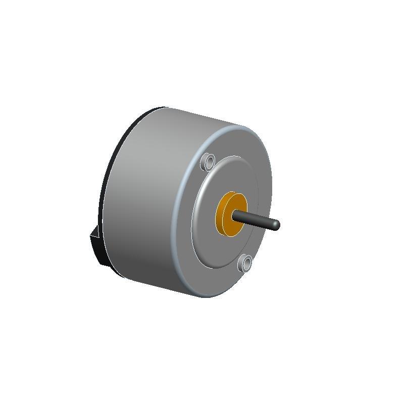 Small Electric Generator : Small generator obj free