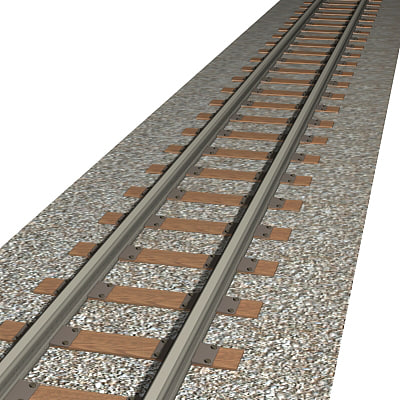 max railway tracks rails