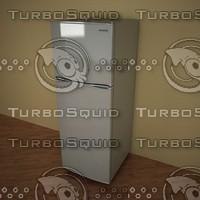 3d refrigerator samsung model