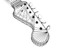 3d max fender guitar