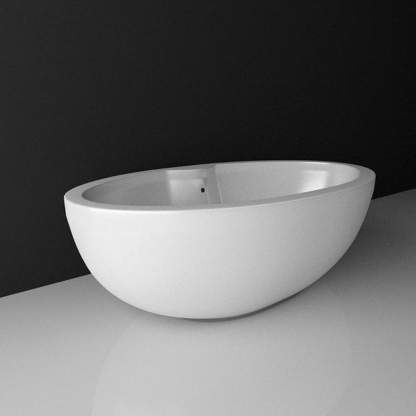 3d poolspa bath