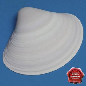 ark shell 3d model