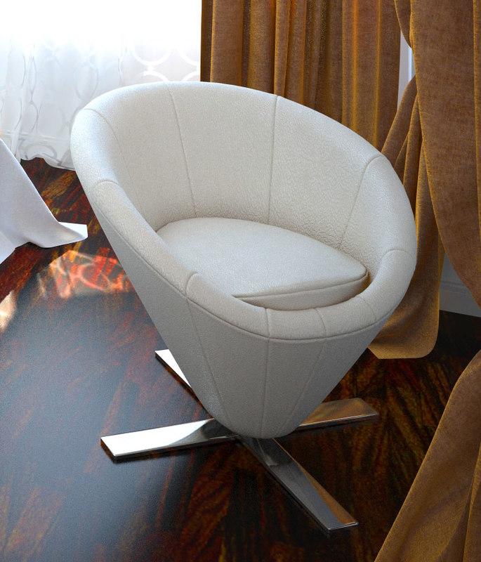 swivel chair max