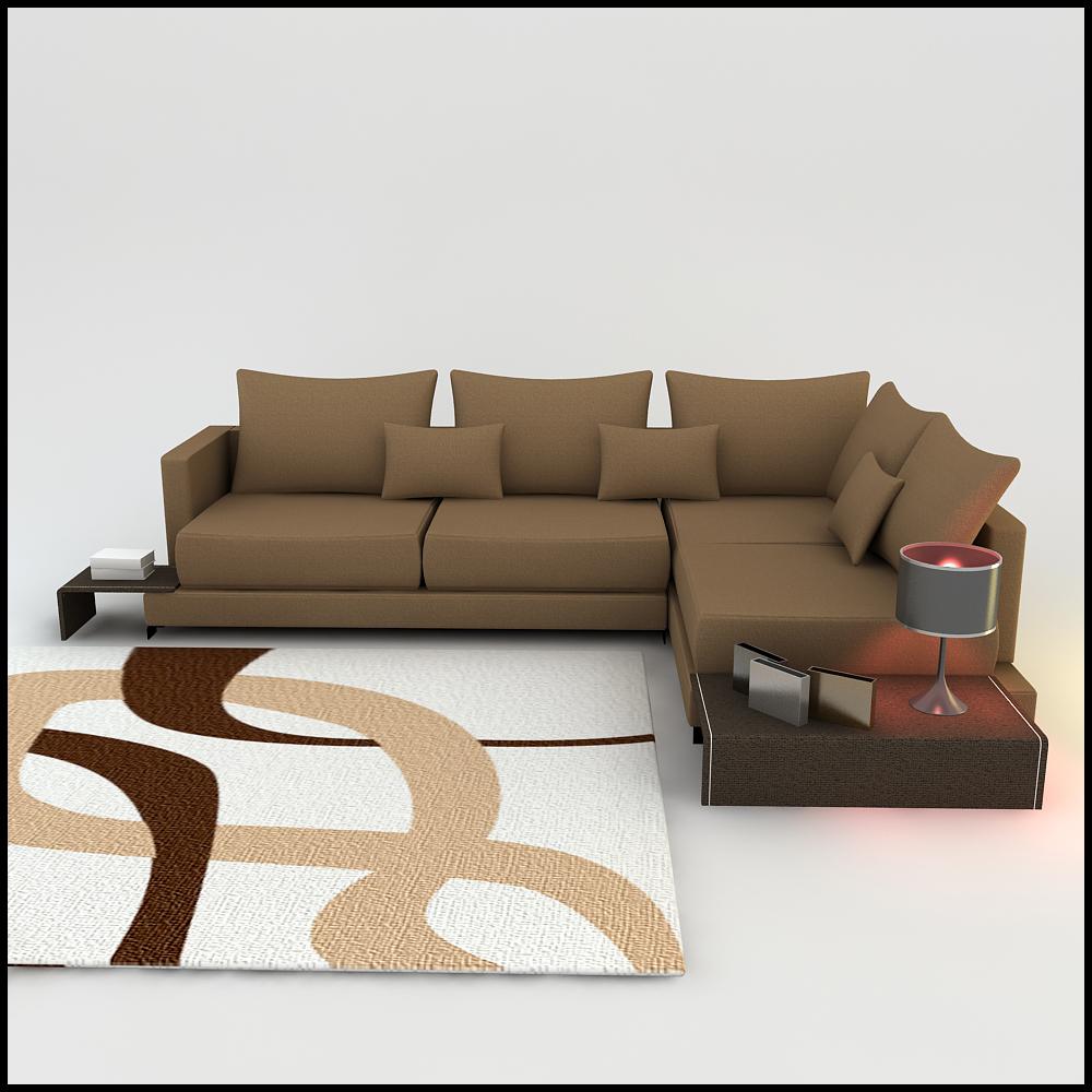 Corner Sofa Design CSD 05