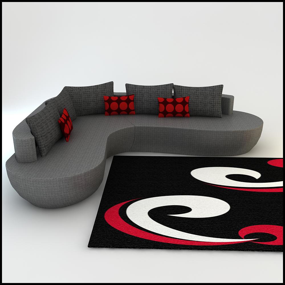 Corner Sofa Design CSD 06