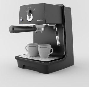 krups machine max