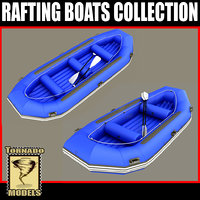Rafting Boats Collection