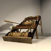torture rack 3ds
