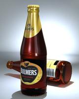 bulmers cider m 3d model