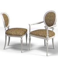classic dining  chair set
