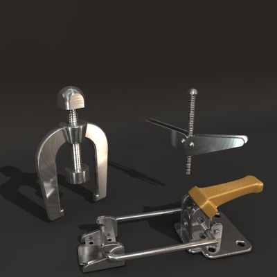 3d model holder hold