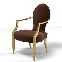 donghia chair modern contemporary armchair