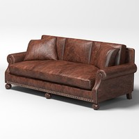 drexel sofa classic