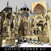 Gothic Power Kit