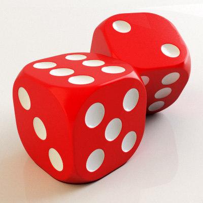 3d 3ds true dice