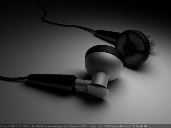 max ear phones