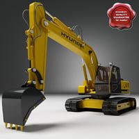 Excavator Hyundai 450