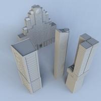 3ds structures building