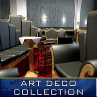 Art Deco Furniture