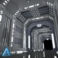 SciFi Corridor_A