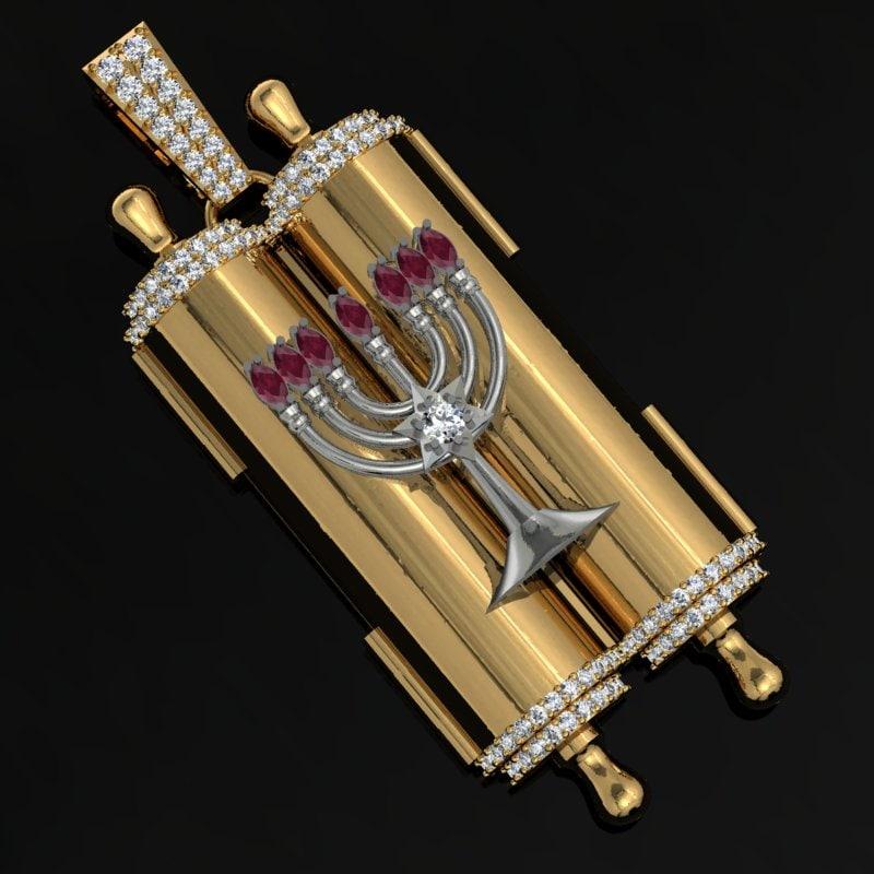 torah diamonds 3d 3dm