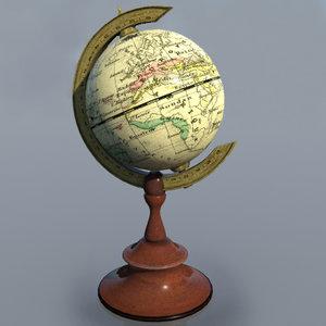 max globe ground