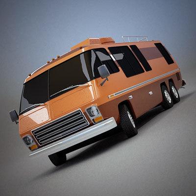 3d gmc motorhome 1972 1978