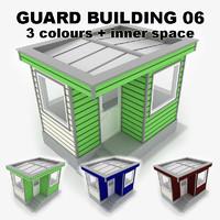 Guard building 06
