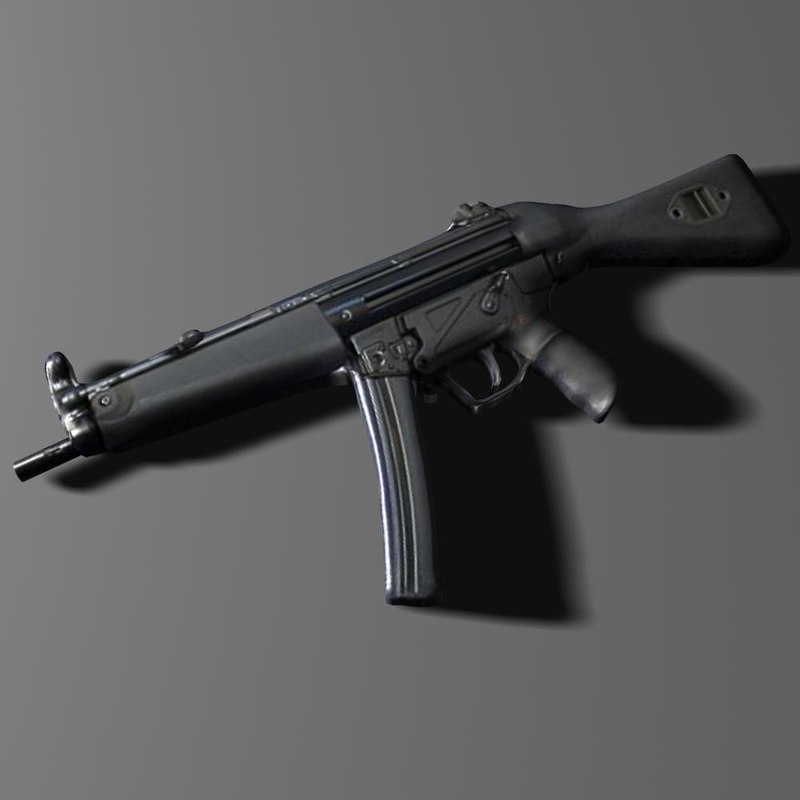3d hk mp-5