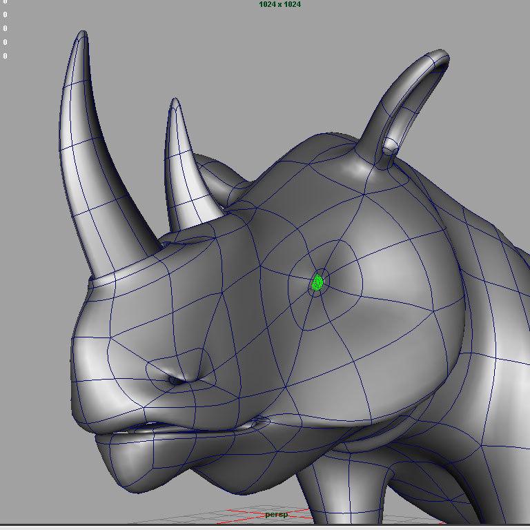 rhino modeled 3d model