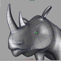 rhino modeled 3d model