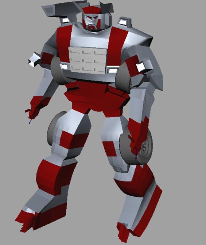 free ma model robot alien