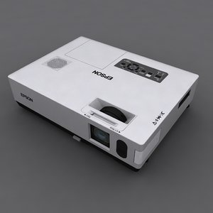 3d epson tabletop projector