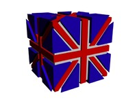 free max mode uk flag