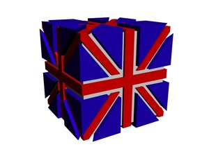 free max mode uk flag