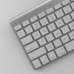 max wireless keyboard apple