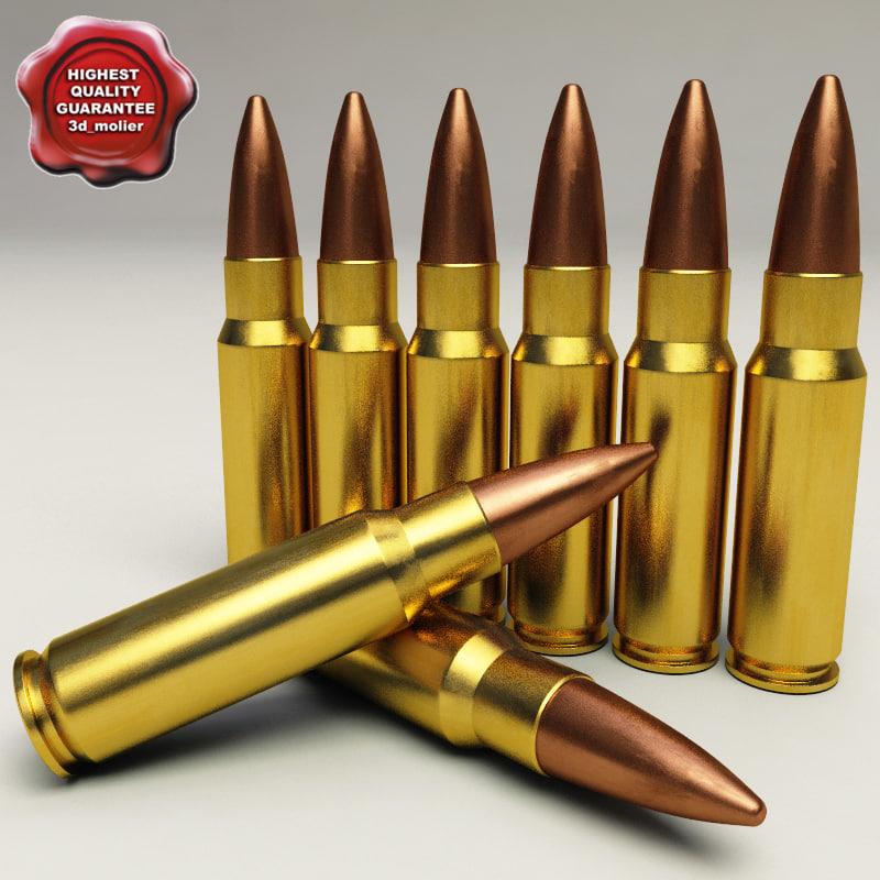 cartridge 7 62x39 3d 3ds