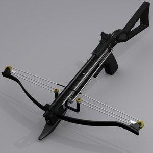 maya grand crossbow