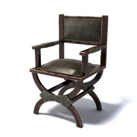 Photorealistic chair 007