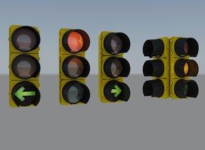 max traffic lights