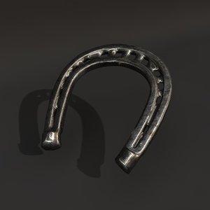 horseshoe c4d