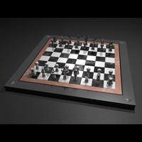 Top Chessboard