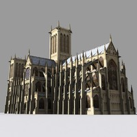"St Paul""s Medieval Gothic Cathedral"
