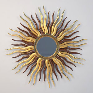christopher guy mirror 50-1520 3d max
