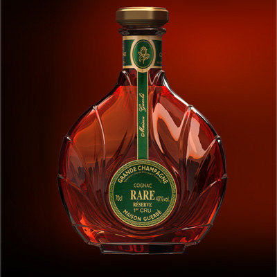 maya cognac bottle